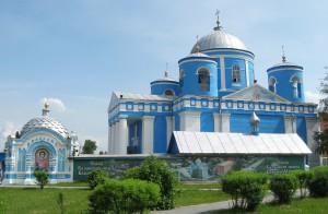 Казанский кафедральный собор г. Ачинск